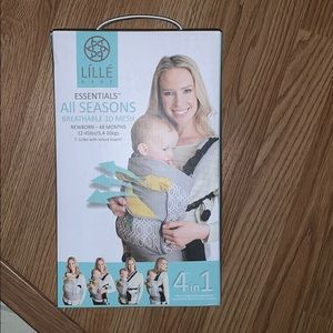 LÍLLÉbaby essentials all season baby carrier
